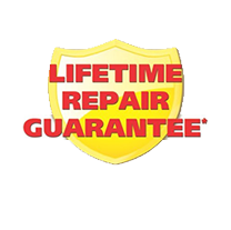 Home of the Lifetime Guarantee