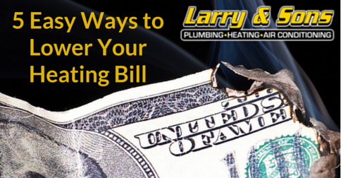 Larry & Sons Lower Your Heating Bill