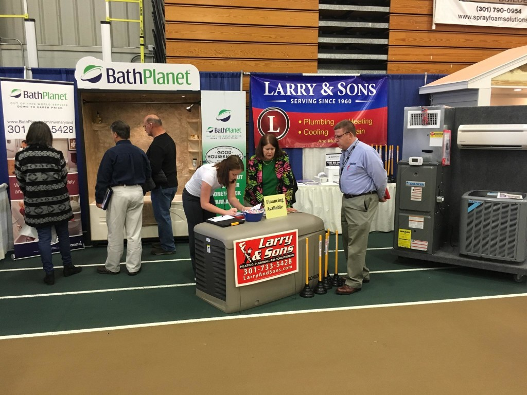 Larry & Sons Tradeshow