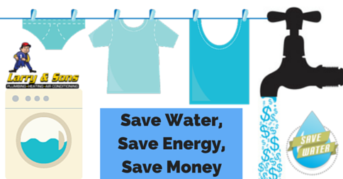 Save Water, Save Money