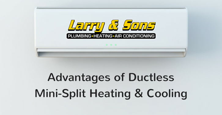 ductless mini-split system advantages