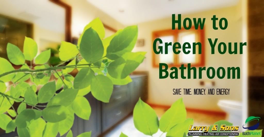 Eco-Friendly Bathroom Solutions
