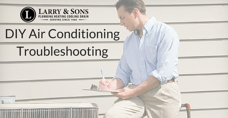 DIY troubleshooting air conditioning