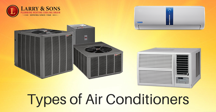 different air conditioning systems