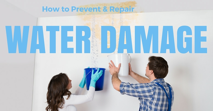 What you should know about water damage