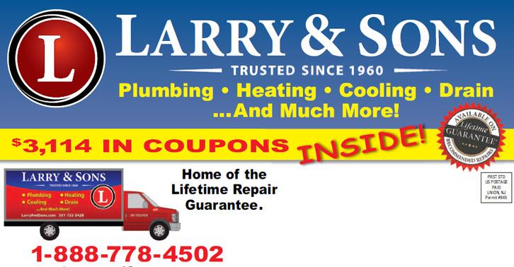 HVAC, plumbing, furnace discounts