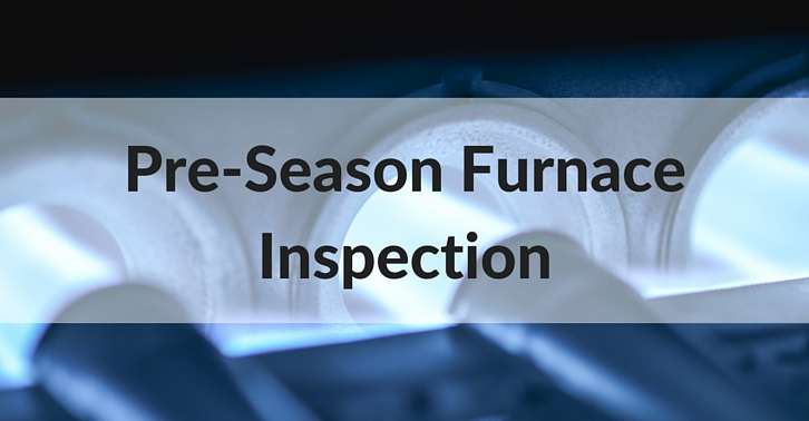 Inspect and Maintain your heater before winter starts