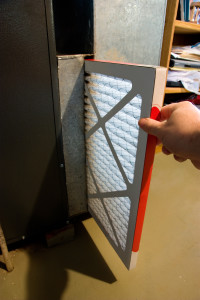 Change your filters regularly!