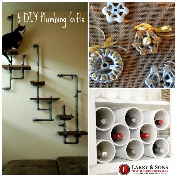 DIY Plumbing Gifts