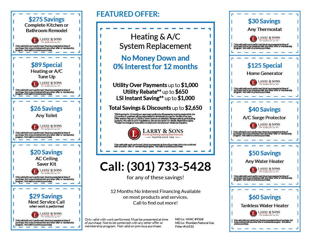Coupon Offer Page
