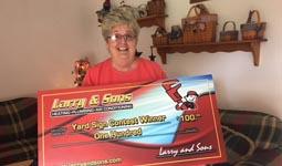 August Contest Winner!