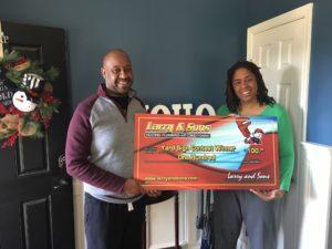 yard sign contest winners