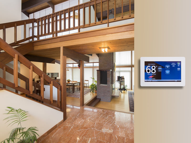 smart thermostat hagerstown