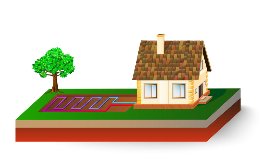 geothermal heating system hagerstown md