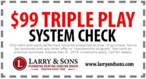 Larry & Sons $99 Triple Play Coupon