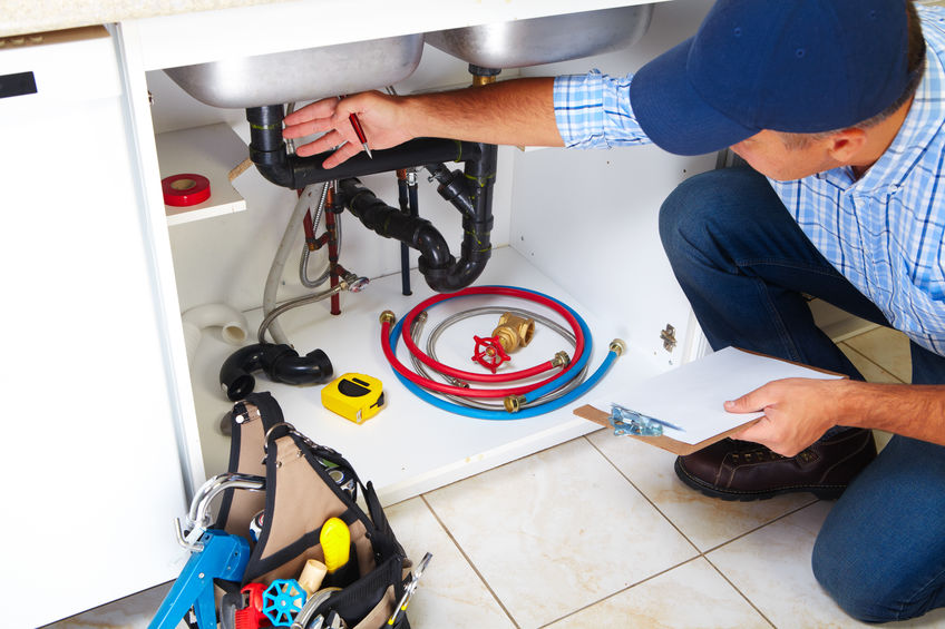 plumbing installation hagerstown md