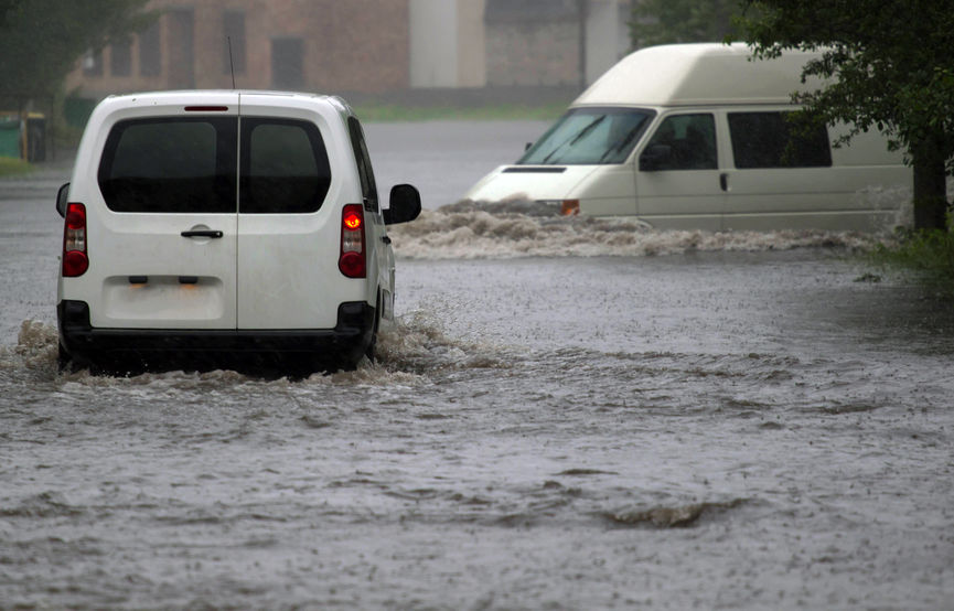 protect plumbing and hvac after flooding washington dc