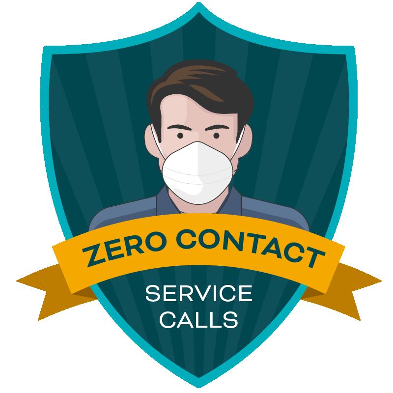 Zero Contact Service COVID 19