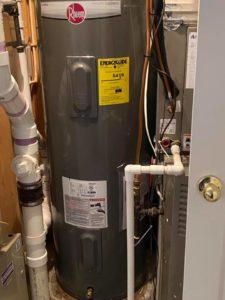 water heater services in Hagerstown provided by Larry & Sons