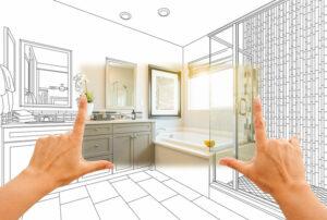 bathroom remodel frederick md